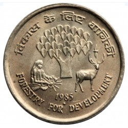 25 Paise Forestry for...