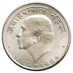 50 Paise Jawahar Lal Nehru...