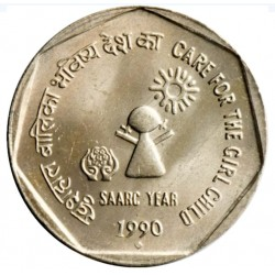 1 Rupee care for the Girl...