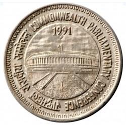 1 Rupee Commonwealth...
