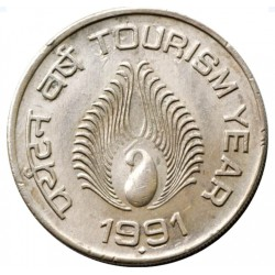 1 Rupee Commemorative Coin...
