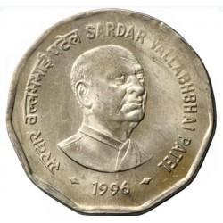 2 Rupees sardar Vallabh...