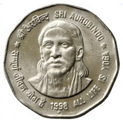 2 Rupees Sri Aurbindo- All...
