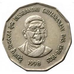 2 Rupees Deshbandhu...