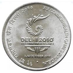 2 Rupees XIX Commonwealth...