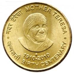 5 Rupees Mother Teresa...
