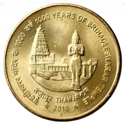 5 Rupees 1000 Years of...