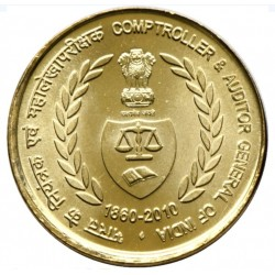 5 Rupees Comptroller and...