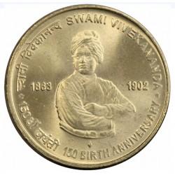 5 Rupees 150th Birth...