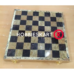 Antique Marble Chess Game...