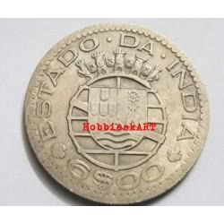 6 Escudos Rare coin of...