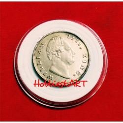 1 Rupee Rare Silver coin of...