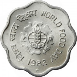 10 Paise World Food Day...