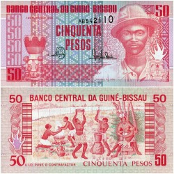 Guinea Bissau 1990 P-10...