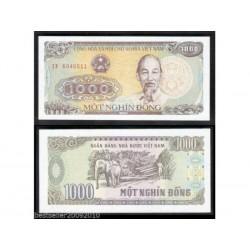 VIETNAM 1000 DONG UNC BANKNOTE