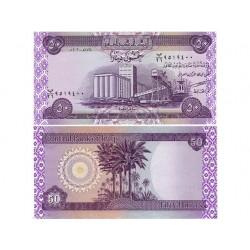 IRAQ 50 DINARS CRISP...