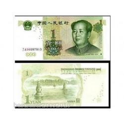CHINA 1 YUAN CRISP...