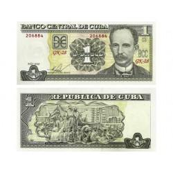 CUBA 1 PESO CRISP CONDITION...